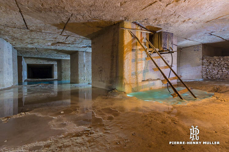 urbex and urban exploration fine art photography by Pierre-Henry Muller